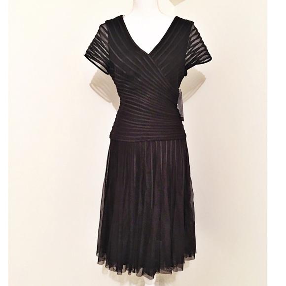 Drop Waist Cocktail Dress